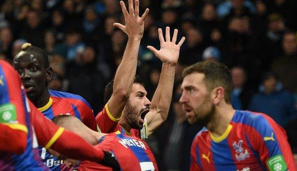 Man City 2-3 Crystal Palace: The day Palace stormed the Etihad fortress
