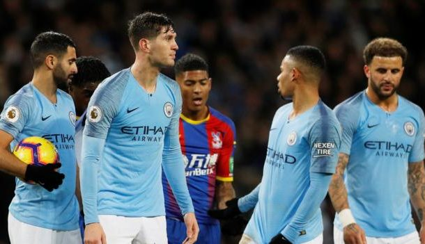 Man City are 'team of our generation' - Crystal Palace's Andros Townsend