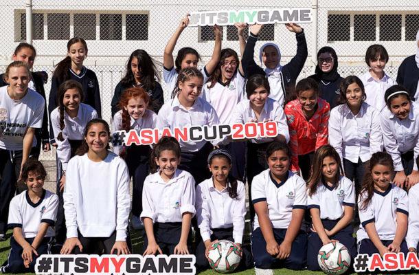 Female footballers achieve their goal thanks to AFC