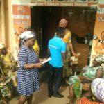 PHOTOS: Classic FM donates to orphans, widows