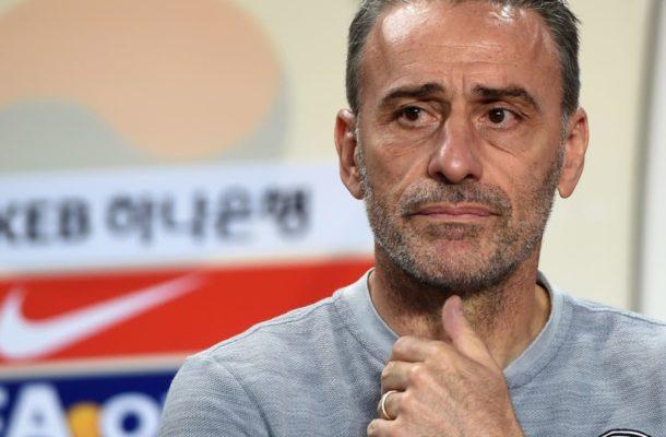 Bento finalises Korea Republic squad