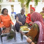 PHOTOS: Bawumia and family fete cured lepers