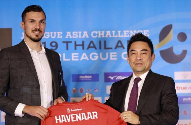 Bangkok United sign Havenaar