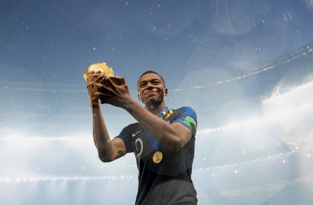 2018 FIFA World Cup Russia™ - News - Kylian Mbappe: All by the age of 20