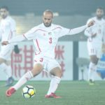 Palestine's Basim out to turn heads