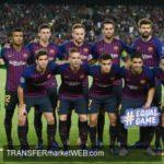 BARCELONA FC scouting Maxi GOMEZ