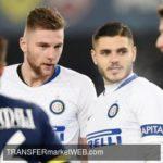 TMW - REAL MADRID scouting Inter Milan duo