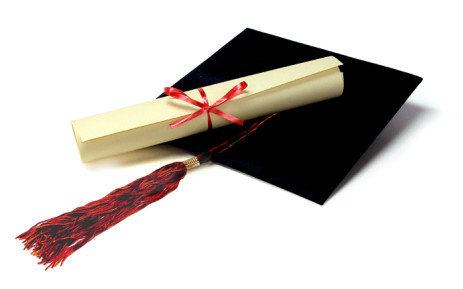 Who is conferring Degrees, Diplomas awarded by Technical Universities