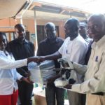 A/R: Juaben MP donates to constituents