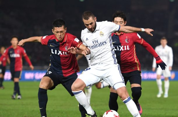 FIFA Club World Cup UAE 2018 - News - Memories of 2016 for Kashima ahead of Real reunion