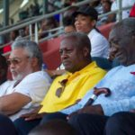 Mahama belongs to the club of Ex-Presidents; Article 66 frowns on his return - Wontumi