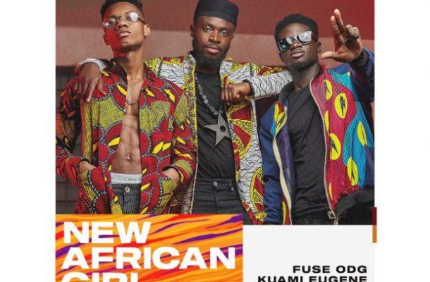 New Video: Fuse ODG feat. Kuami Eugene & KiDi – New African Girl