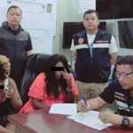 PHOTO: Two African women arrested in Thailand for prostitution