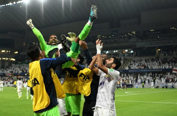 Al Ain win thriller to make final