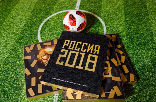 2018 FIFA World Cup Russia™ - News - Relive the emotions of the 2018 World Cup with the help of this e-book