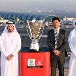 New AFC Asian Cup trophy lands in the UAE after engaging tour