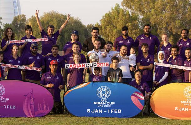 Community ambassadors draw inspiration from UAE 2019