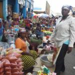 Obuasi Central Market shut down over coronavirus
