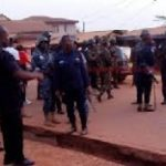 VIDEO: Tension at Yendi as heavily armed military arrests top Andani chief