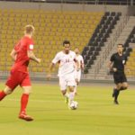Late strike gives Kyrgyz Republic victory