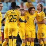 Arnold names Australia squad