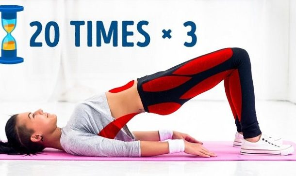 8 Exercises and Yoga asanas to melt away belly fat