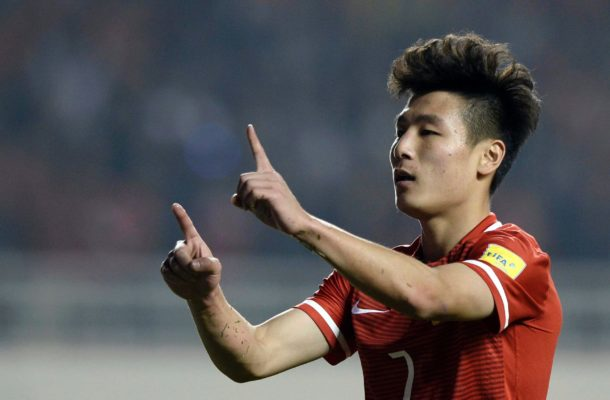 2018 FIFA World Cup Russia™ - News - Wu Lei: World Cup place is China's only aim
