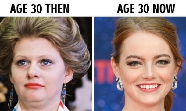 Why Modern 30-Year-Old Women look younger than they used to
