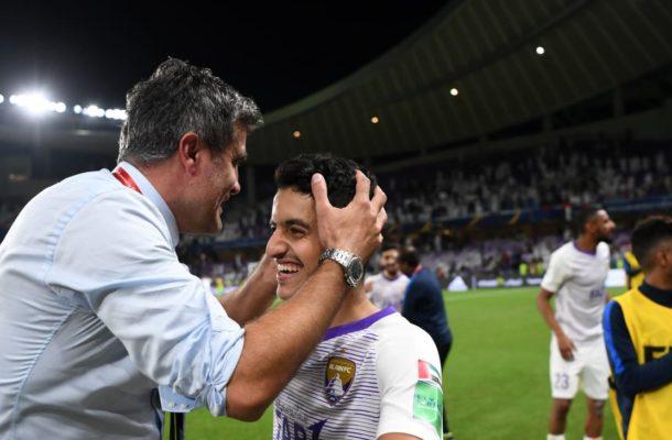 Mamic praises 'incredible' Al Ain
