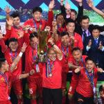 AFC President congratulates Vietnam on AFF Cup triumph