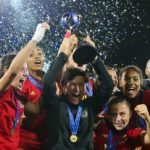 FIFA U-17 Women's World Cup Uruguay 2018 - News - A year to remember for women's football in Spain