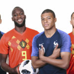 2018 FIFA World Cup Russia™ - News - France & Belgium, rivals on top of the world