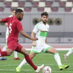 Qatar fall to Algeria