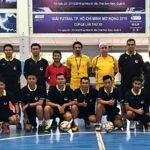 Futsal 'Level 3' Coaching Certificate Course underway