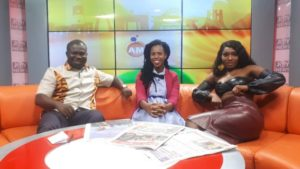 Video+Photos: Wendy Shay hosts Farmers' Day edition of AM Show