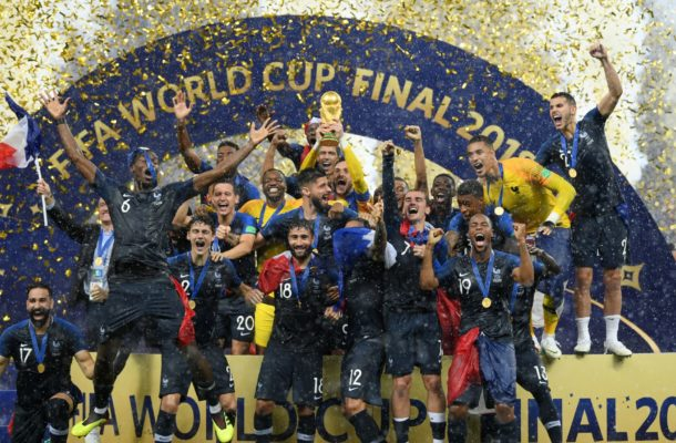 2018 FIFA World Cup Russia™ - News - More than half the world watched record-breaking 2018 World Cup