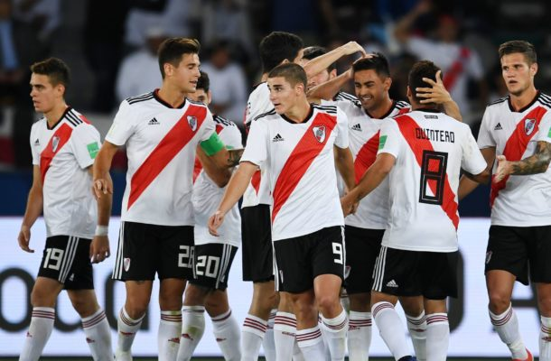 FIFA Club World Cup UAE 2018 - News - Martinez nets farewell brace, River finish third