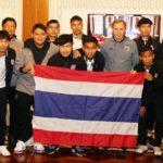 Thailand set for UAE 2019 challenge