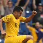 Nabbout enjoying Socceroos' brand of football