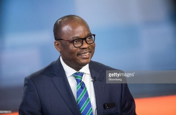 Ernest Addison appointed Chairman of IMF Board of Governors and World Bank Group