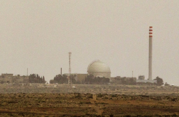 Israel Began Nuclear Weapons Program Without Telling Gov't, Knesset, Memos Show