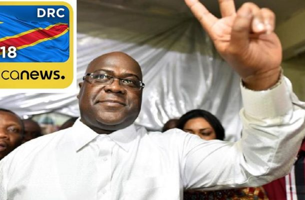 DRC: Who is Félix Tshisekedi?