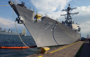 I See What You Did There: PHOTOS of US Warship Sent to Black Sea Surface Online
