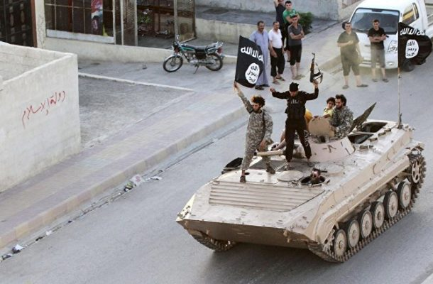 Anatomy of a Caliphate: Life under Daesh in Syria - EXCLUSIVE