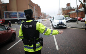 Car Explodes in Derry, Northern Ireland, Local Area on Lockdown (VIDEO, PHOTO)