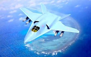 US Intelligence Report: China Building Two New Stealth Bombers (PHOTOS)