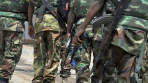 Ghana Armed Forces vow to punish personnel allegedly protecting illegal miners
