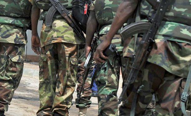 'Confusion' in govt over military presence in Volta Region