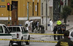 5 Dead, 10 Injured in Car Bomb Explosion in Colombian Police School (VIDEO)