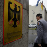 Military Staffer Arrested in Germany on Suspicion of Spying for Iran